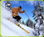 *Skifahren