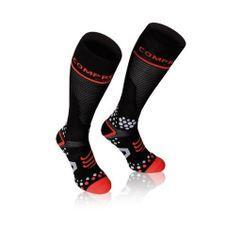 COMPRESSPORT Socken-schwarz Socken voll V2. 1