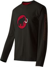 Mammut Snow Longsleeve Men - Black